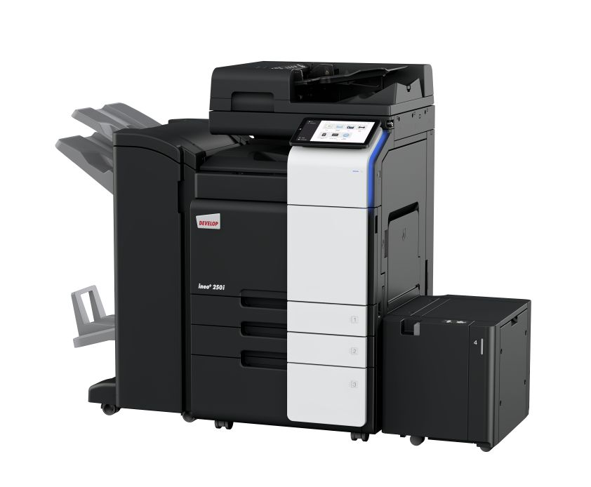 Ontrac Digital | Photocopier Repairs ineo+ 250i