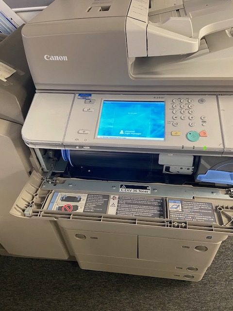 Canon Photocopier Repair